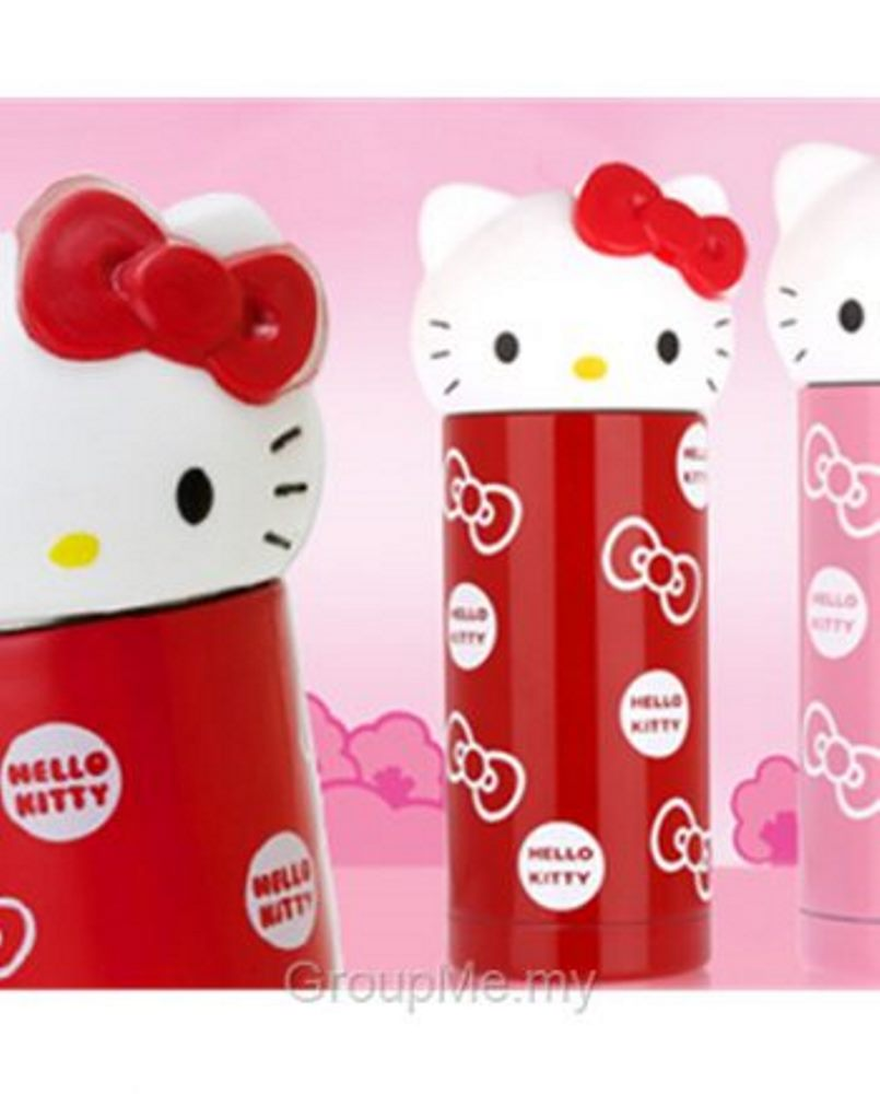 Hellokitty Thermos Thumbler