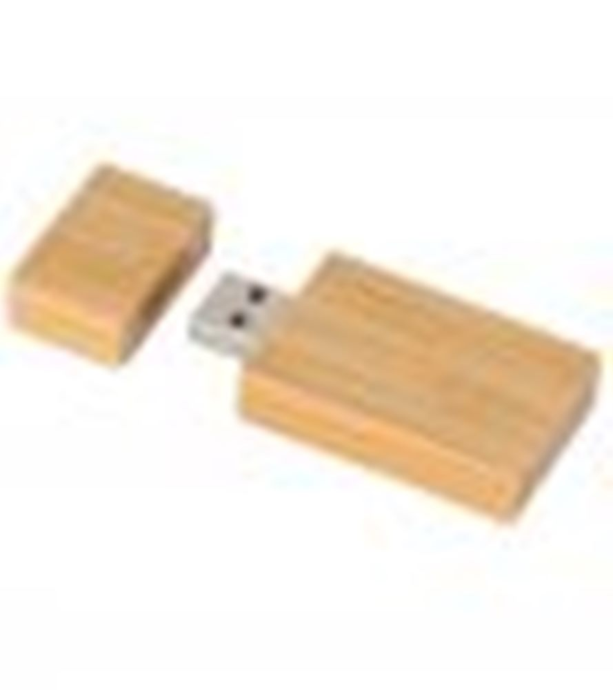 USB Flash Disc Kayu 3