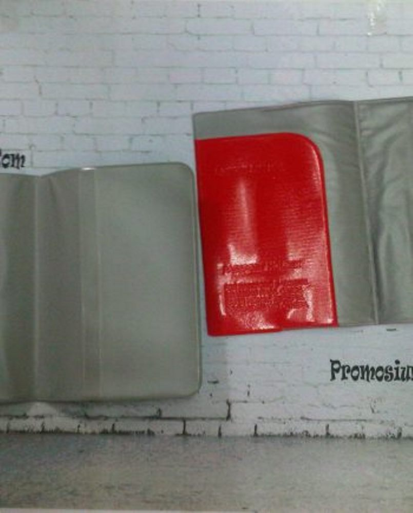 Cover Passport Custom Promosi