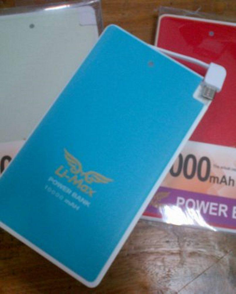 Power Bank 10.000 Mah Khusus Promosi