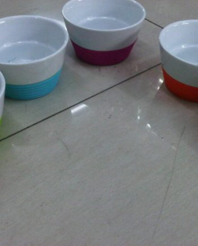 Mangkok porcelain rubber 202A