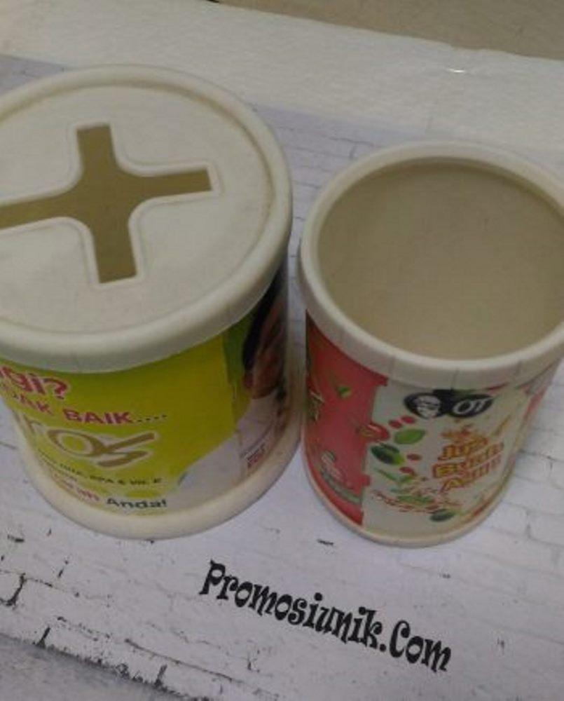 Tempat Tissue dan Tempat Pensil PVC Promosi