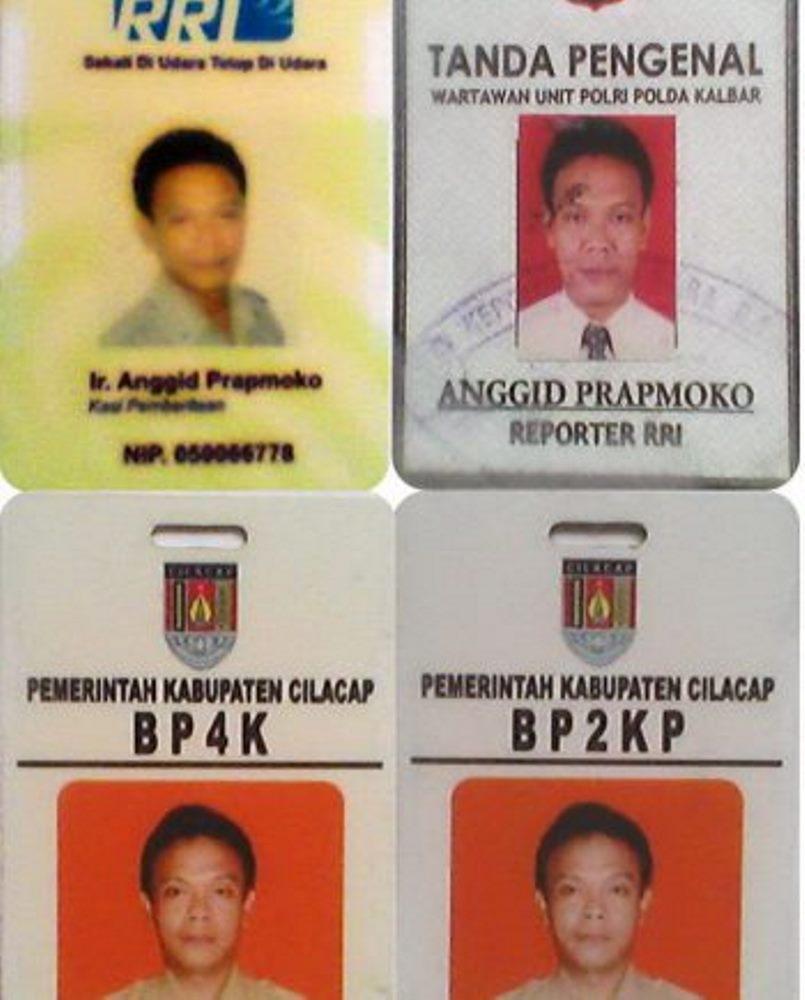 ID Card Custom, Kartu Plastik, Gantungan Koper