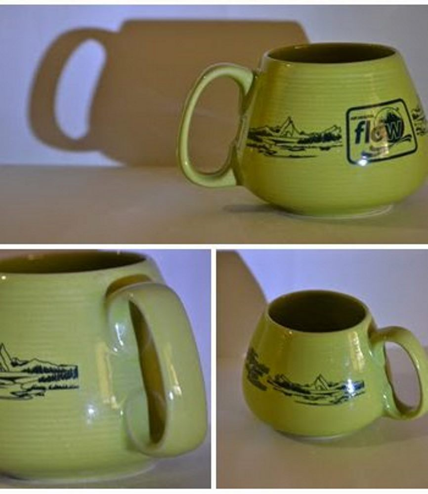 Mug Donat Warna